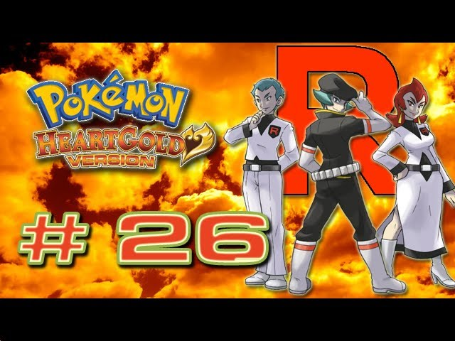 Pokémon HeartGold - # 26 ( Ciudad Trigal
