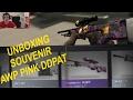 CS:GO - SOUVENIR AWP PINK DDPAT UNBOXING!