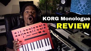 Korg Monologue Review