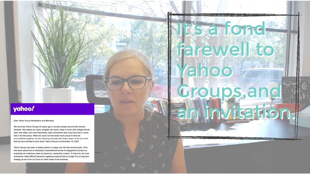 What Will Replace Yahoo Groups Crowdstack Youtube