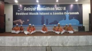 Syubbanul Qur'an - Festival di walikota JakTim STAII