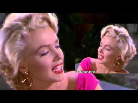 MARILYN MONROE sings KISS in NIAGARA - The Real Movie Scene (high quality)