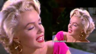 MARILYN MONROE sings KISS in NIAGARA - The Real Movie Scene (high quality)