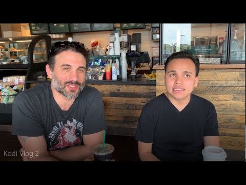 Kodi Lee Vlog 2 - Tap Dancing And Vocal Lessons