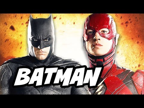 Justice League Music Is Being Done By Batman and The Flash Composer