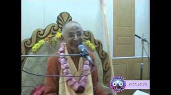 Шримад Бхагаватам 1.14.30 - Бхакти Вигьяна Госвами
