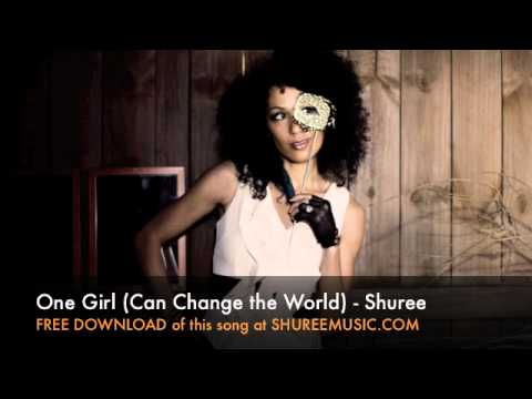 one girl can change the world zumba