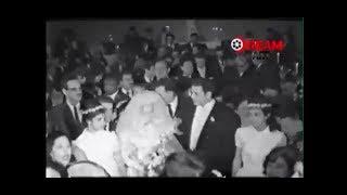 فرح من 60 سنه فيه كل نجوم مصر