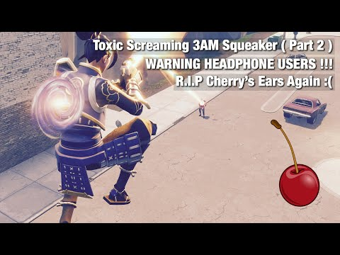 Squeaker SCREAMING AT 3AM !!!!   Funniest Playgrounds Match Ever   (PART 2)
