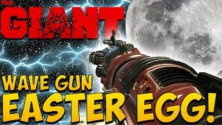 "The Giant: ""WAVE GUN"" Blueprint Easter Egg! NEW Easter Egg in Black Ops 3 Zombies ""The Giant!"""