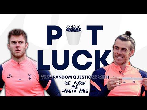 Aliens, Initiations & Bad Dreams | VERY RANDOM questions with Gareth Bale and Joe Rodon