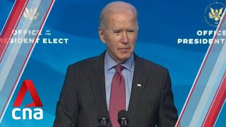 Us president-elect joe biden has urged lawmakers to prioritise their regular duties, as they pursue the impeachment trial of donald trump. with just days ...