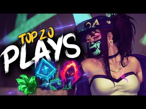 LoL Top 20 Plays Week #36 | League of Legends thumbnail