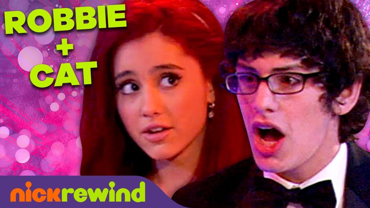 Download Cat & Robbie's Relationship Timeline! 💖💙 Victorious | NickRewind