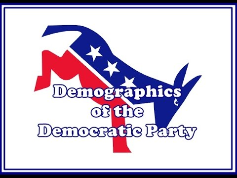 The Demographics of the Democratic Party