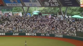 2017年7月1日 埼玉西武ライオンズvsオリックス・バファローズ メットラ...