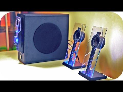 Basspulse 2.1 Surround Sound Speaker Review | 4K