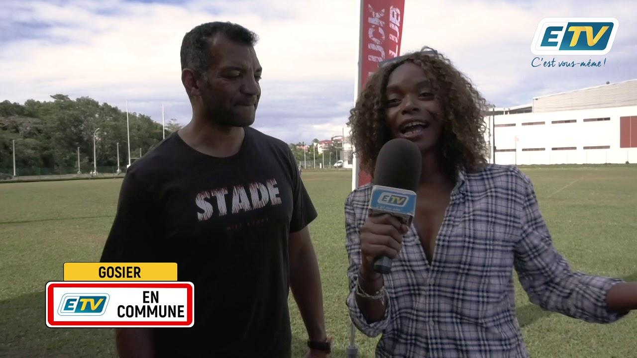 ETV en Commune rencontre Émile Ntamack