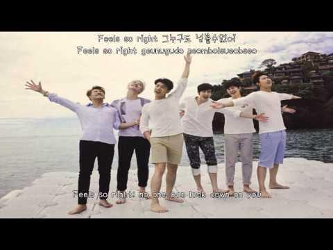 2PM - Nobody Else [English Sub + Romanization + Hangul] HD