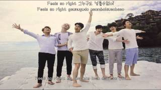 2PM - Nobody Else [English Sub + Romanization + Hangul] HD