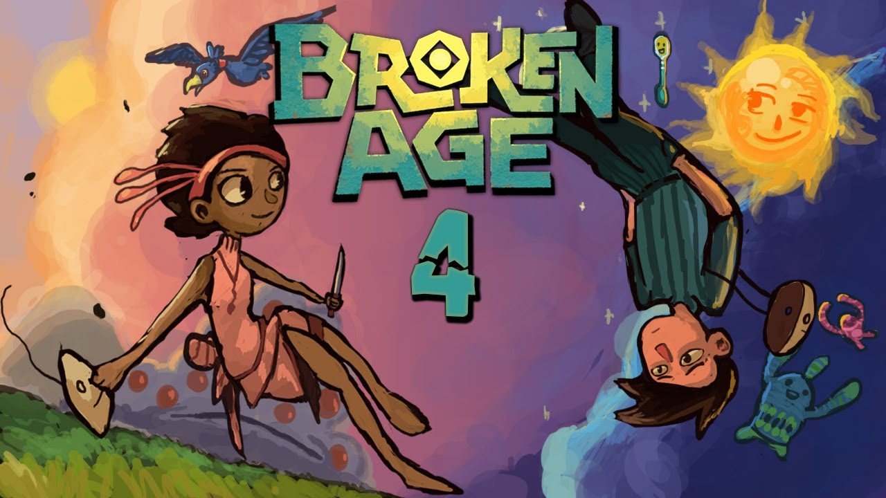 Cry Plays  Broken Age  Act 1   P4