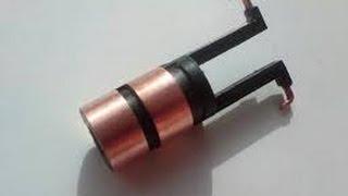 Ремонт генератора Ваз ( замена токосъемных  колец)