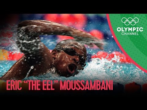 The True Story of Eric 'The Eel' Moussambani at Sydney 2000 | Moments in Time