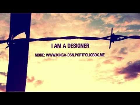Self promotion video Graphic design