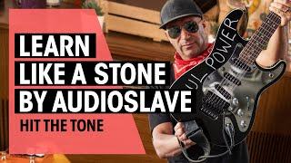 Guitar Lesson | Like a Stone by Audioslave | Hit the Tone | Thomann