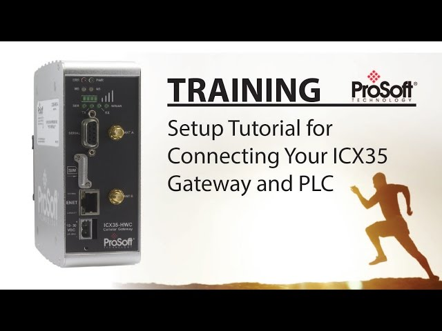 Set Up: Connecting Your Gateway and PLC