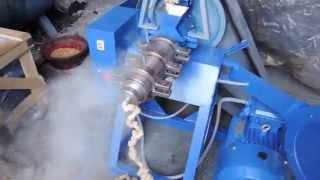 -Up boshlanadi extruder hamda CZE-150