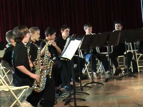 Ants in the Pants by the SYV Jazz Band