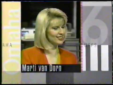 WOWT Omaha News Opens from the 1990s