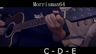 PETER MURPHY -  CUTS YOU UP- (1990)  Guitar Lesson with Chords