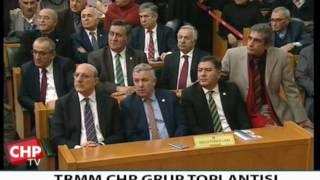 TBMM CHP GRUP TOPLANTISI 17/01/2017