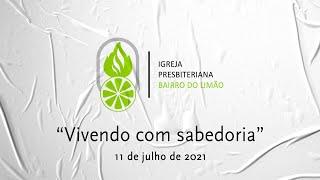 VIVENDO COM SABEDORIA - LUCAS 16. 1-9
