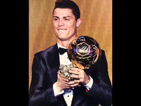 Cristiano Ronaldo Wins FIFA Ballon d'Or 2013