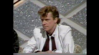 """Pop Quiz"" Christmas Special 1983 - inc Roger Taylor (Queen), Leee John, Limahl & Mari Wilson"
