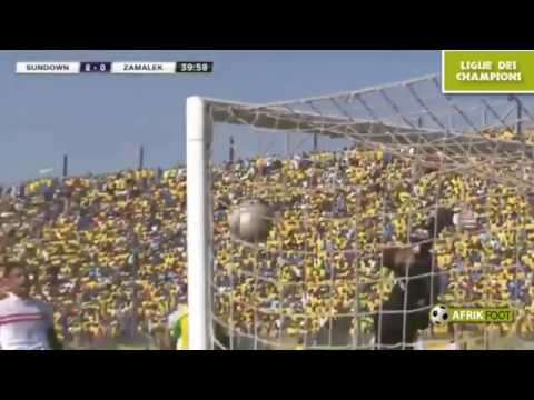 Mamelodi : Le centre-but de Tebogo Langerman – CAF Ligue des champions