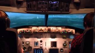 Full flight simulator Aviation Academy Austria
