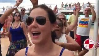 Navio Rhapsody Of The Seas com o Tenor Jorge Duran e Priscila Grupo Apito de Mestre