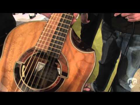 Montreal Guitar Show '11 - GIM Music & Instruments