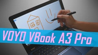 Voyo VBook A3 Pro - GeekBuying's First Look