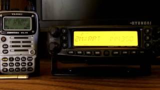 yaesu ft 8900r transmit lockup cross band transmit lockup