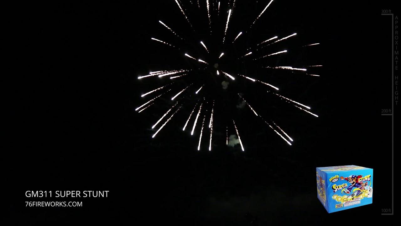 Super Stunt - Winda Fireworks   Spirit of 76