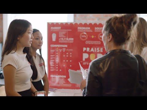 CODEGIRL   Technovation: Worldwide Coding Competition for Girls   FilmBuff