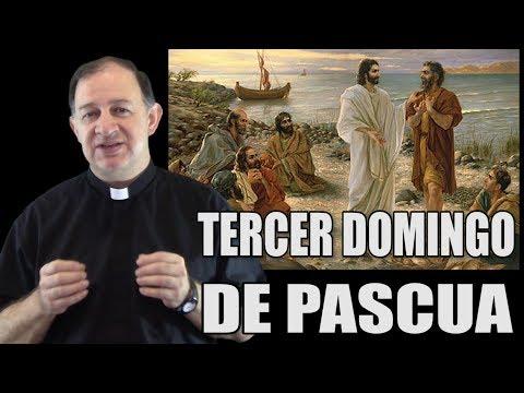 Tercer domingo de Pascua - Ciclo C - Y todos respondieron: Amén