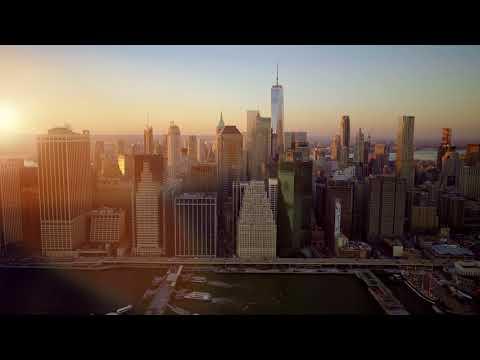 Skyscraper Buildings in New York City