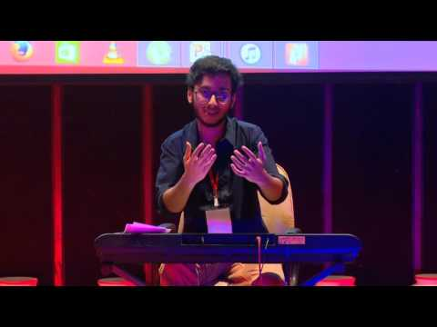Honest things I learned as a Musician | Tushar Lall | TEDxNirmaUniversity