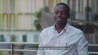 Meet our portfolio start-ups founders: Gerald Otim from Ensibuuko